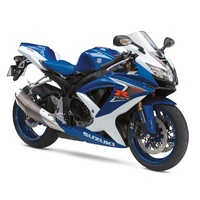 2008 - 2010 Suzuki GSXR 600 & 750 Fibreglass Race Fairing Kit
